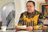 Ketua MPR mendorong Kominfo-BSSN terus cegah berita hoaks