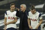 Ditahan imbang West Ham, Mourinho sebut pemain Tottenham Hotspurs lemah mental