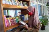 Ini dampak COVID-19 terhadap kondisi kunjungan ke perpustakaan umum Kabupaten Solok