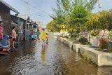 Banjir Rob Dumai Telan Korban Jiwa, diduga tersetrum listrik
