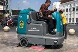 Pemkot Yogyakarta anggarkan Rp400 juta bersihkan pedestrian Malioboro