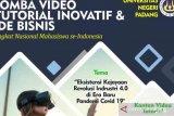 FPP UNP mengadakan lomba video tutorial dan ide bisnis
