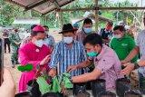 Uskup Manado ajak umat Katolik menanam tanaman pangan