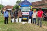 3.432 KPM di Kecamatan Sekampung Lampung Timur terima bantuan sosial beras