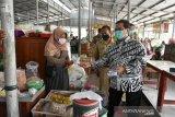 Bantul memperketat pelaksanaan protokol kesehatan di pasar rakyat