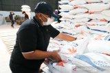 Kemensos kejar realisasi 100 persen penyaluran bansos beras
