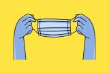PDSKO: Cara pakai masker yang baik saat berolahraga di luar ruangan