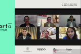 OPPO Art Jakarta Virtual 2020 mulai digelar hari ini