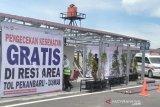 Pengelola Tol Pekanbaru-Dumai sediakan pemeriksaan kesehatan gratis, berikut ini lokasinya
