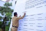 Pjs Gubernur beserta ASN Kepri  berikrar netralitas dalam pilkada