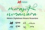 Digitalisasi aksara Jawa capai 80 persen
