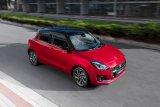 Suzuki Swift edisi khusus meluncur di India