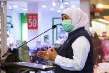 Gubernur Khofifah:  Jatim catat tes cepat capai 1.010.590 pengujian