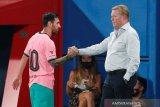 Ronald kritik penampilan Messi jelang Liga Champions