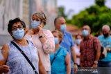 Mengenal flu Spanyol saat guncang dunia