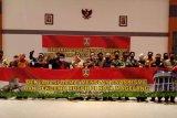 Masyarakat Kota Magelang deklarasi tolak anarkisme dan pendemo rusuh