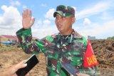 Langkah bakti TNI bangun jalan dan jembatan rampung