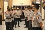 Kapolri pimpin upacara kenaikan pangkat 25 perwira tinggi Polri