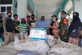 PKBI JMK OXFAM bantu korban banjir bandang di Donggala