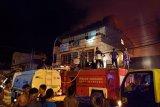 728 warga Dok IX kota Jayapura kehilangan tempat tinggal akibat kebakaran
