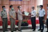 PT KAI terima sertifikat hak tanah dari BPN OKU