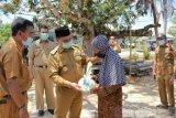 Gubernur Erzaldi serahkan kunci rumah layak huni di Bangka Barat