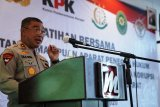 KPK gelar pelatihan peningkatan kemampuan aparat penegak hukum di Sulbar