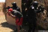 Lanud El Tari menggelar latihan pengamanan pangkalan