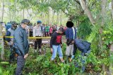 Depresi ditolak rujuk, Suwandi gantung diri di kebun karet