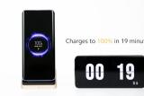 Xiaomi akan hadirkan pengisian daya nirkabel 80W