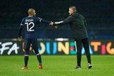Pelatih Solskjaer tak euforia meski MU kalahkan PSG