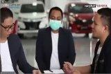 Online Customer Gathering Hasjrat Toyota raih seratus SPK