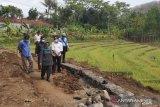 Komisi III DPRD Kulon Progo tinjau pembangunan irigasi kawasan Bukit Menoreh