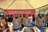 Kapolda Sulbar akui polisi sempat kesulitan ungkap pembunuhan wartawan
