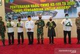 Danrem 064/Maulana Yusuf resmi tutup TMMD-109 Pandeglang