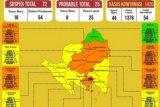 Alami perubahan zona resiko, Kota Bandar Lampung kembali berzona merah, Mesuji berzona hijau