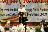 Arinal dorong pengembangan koperasi dan UMKM Lampung
