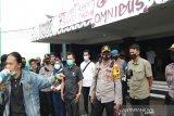 120 personel diterjunkan amankan demo mahasiswa di Batang