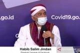 Habib Jindan : delapan  bulan wabah COVID-19 masih ada masyarakat terima hoaks