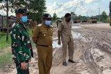 Pemkab Kobar tangani kerusakan jalan Pangkalan Bun-Kolam