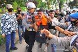 Aksi Tolak UU Cipta Kerja Di Jambi