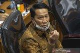Baleg-pemerintah sepakat keluarkan RUU Pemilu dari daftar Prolegnas 2021