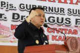 Penjabat bupati dan wali kota di Sulut diajak cegah COVID-19 dalam pilkada