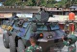 Pengamanan Kedatangan Presiden Jokowi Ke Kendari