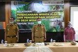 Disporapar Kabupaten Pringsewu gelar pelatihan wisata dan kelola homestay di desa wisata
