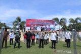 Jaga kedamaian wilayah, Polres HSS laksanakan deklarasi damai anti anarkisme
