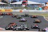 Statistik Grand Prix F1 Sirkuit Algarve di Portimao Portugal