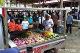 Harga bahan pokok di Kabupaten Sangihe relatif stabil