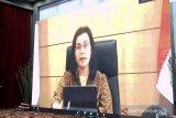 Menkeu Sri Mulyani: Penyerapan anggaran PEN di daerah perlu ditingkatkan