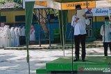 Sekda hadiri Hari Santri Nasional 2020 di MAN Kotabaru